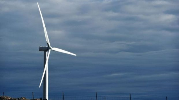 Winds of compromise: The government is confident a deal can be reached with Labor on a revised renewable energy target