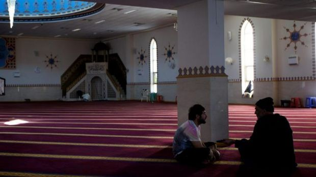 """Breaking """"misconceptions and negative perceptions"""" about Islam: Inside Lakemba Mosque."""
