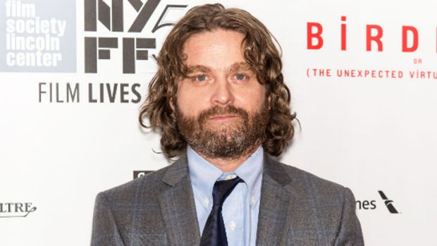 Zach Galifianakis strikes again with his <i>Between Two Ferns</i> interview series.