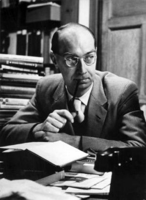"Philip Larkin: ""I think of myself as dignified, melancholy and amusing ..."""