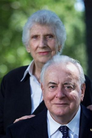 Gough and Margaret Whitlam