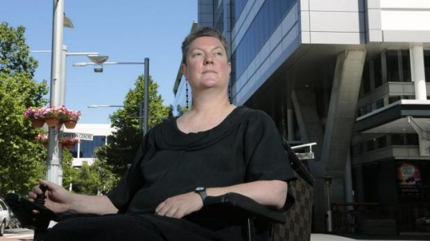 Workers leaving: Advocacy for Inclusion general manager Christina Ryan says the new numbers are a backwards step.