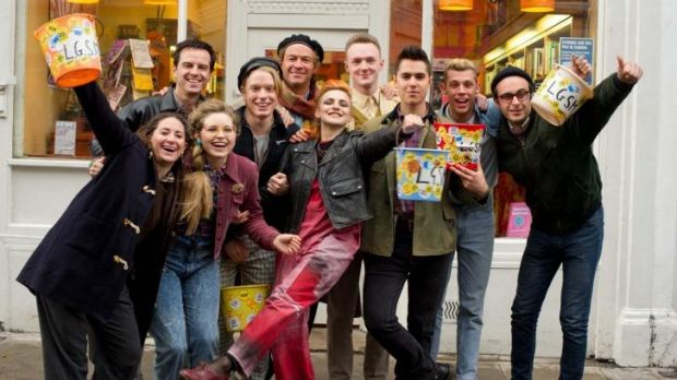 <i>Pride</i> tells the little-known story of the Lesbians and Gays Support the Miners group, which raised funds for ...