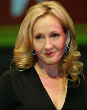 Treat for fans: JK Rowling will unveil a new Potter-themed short story for Halloween.