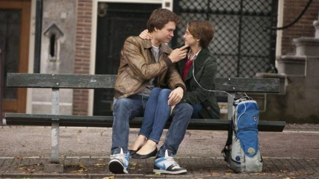 <i>The Fault in Our Stars</i> has connected with teens.