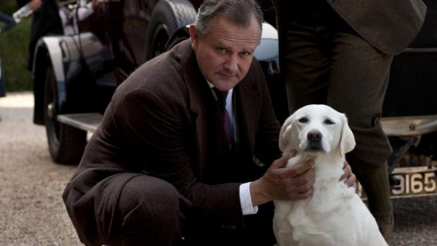 Doomed?: The Earl of Grantham's most beloved pet Isis.