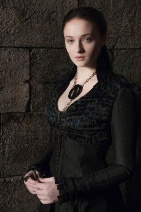Last we saw ... Sansa Stark was taking control of her fate in the Vale of Arryn.