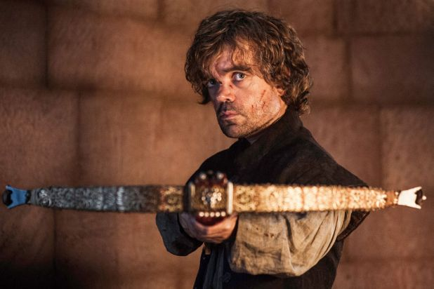 Last we saw ... Tyrion Lannister was escaping Westeros.