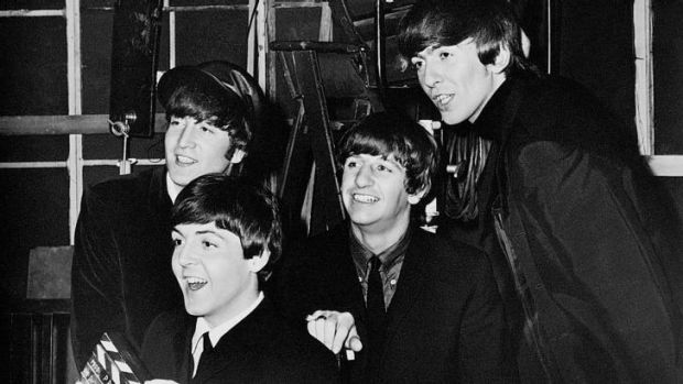 The Beatles, who ranked twice in Billboard's top 20 hits from the 1960s.