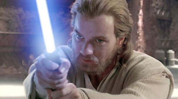 Speaking forcefully: Ewan McGregor has lashed out at <i>Star Wars</i> 'fans' who chase memorabilia purely for its resale ...
