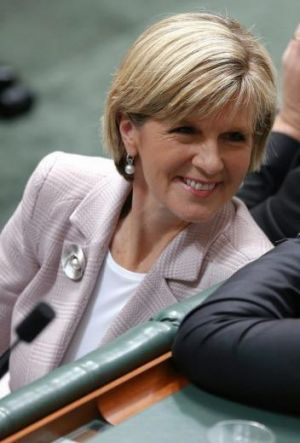 """It is likely to do great damage to Mr Shorten's reputation"": Julie Bishop."