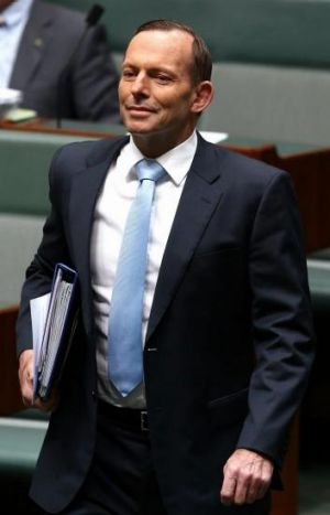 """""""It's not a new tax, it's the indexation of an old one"""": Tony Abbott."""