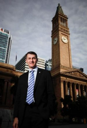 Lord Mayor Graham Quirk.
