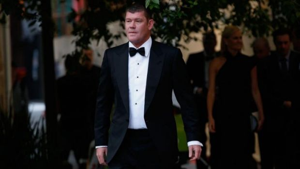 'I am extremely happy with RatPac's progress': James Packer is expanding his production company's film and entertainment ...