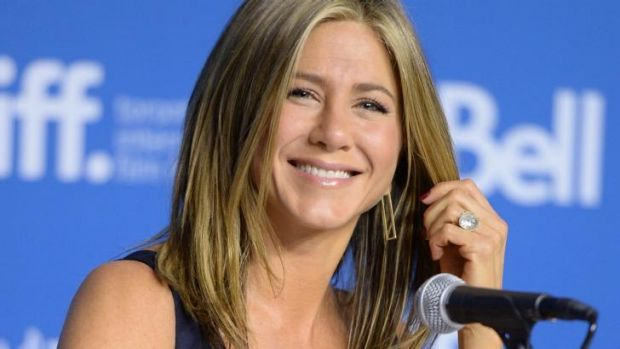 Finally having her cake? Jennifer Aniston's upcoming movie <i>Cake</i> might just be the real Oscars deal.