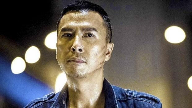 Yen on familiar ground, as the star of martial arts thriller <i>Kung Fu Jungle</i>.