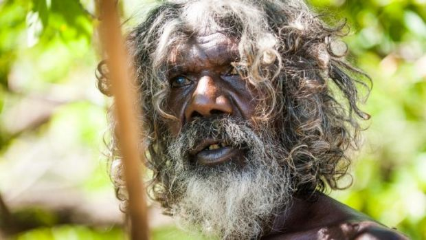 David Gulpilil in <i>Charlie's Country</i>.
