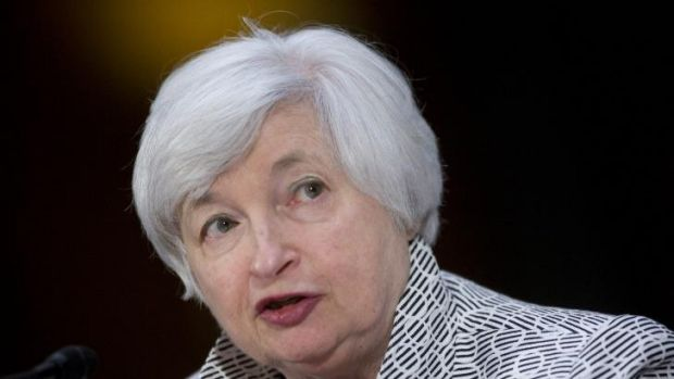 Janet Yellen, chairwoman of the US Federal Reserve.