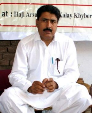 Pakistani surgeon Shakeel Afridi, who was working for the CIA to help find Osama bin Laden.