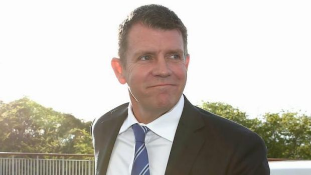 Speed bump: Mike Baird's election pledge to privatise half of NSW's electricity assets for federal assistance has been ...