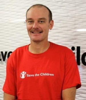 Queensland doctor Matt Caffery.