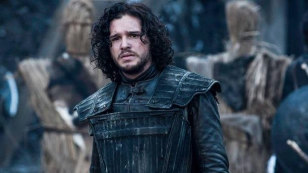Maybe he knows something: Kit Harington, who plays Jon Snow, is in the top pay tier.