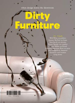 Cover of <i>Dirty Furniture</i>'s sofa edition