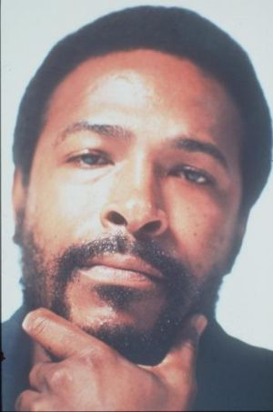 The late Marvin Gaye, who died in 1984.