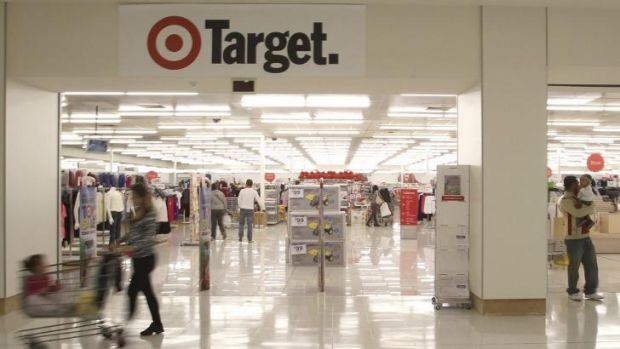 Mark down: Shoppers at a Target store in Perth. Property analysts have called the discount department sector in ...