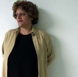 Olfat Mahmoud says she would be at extreme risk if Islamic State militants penetrated the Palestinian refugee camp in ...