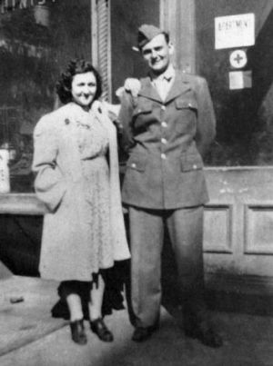 Siblings: The only known picture of Ethel Greenglass Rosenberg and her brother, David Greenglass, alone. It was probably ...
