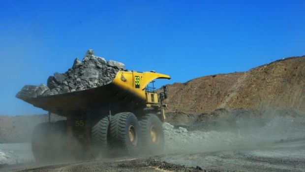 """The price of coal """"means that labour overhead is unsustainable,"""" according to Dan Williams."""