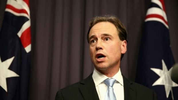 "Environment Minister Greg Hunt: ""What we have to focus on is reducing emissions and the best thing that we can do is ..."