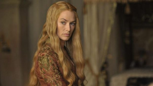 Lena Heady as Cersei Lannister  in <em>Game of Thrones</em>.