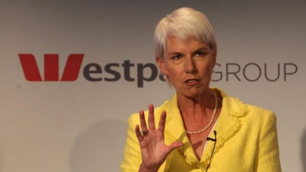 Banking on housing looks to be a safe bet for Westpac CEO Gail Kelly.
