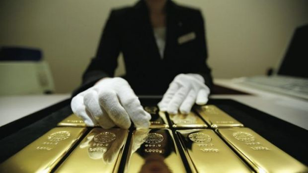 Gold has lost ground for four-straight sessions, culminating in Friday's fall.
