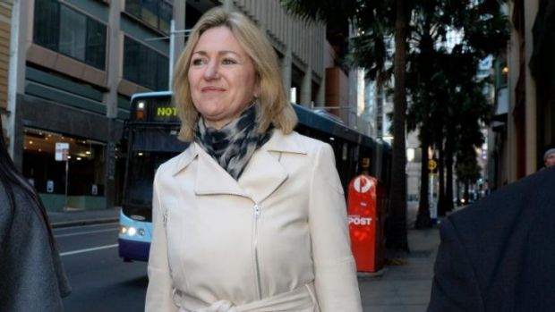 Controversial inquiry: Margaret Cunneen, SC.
