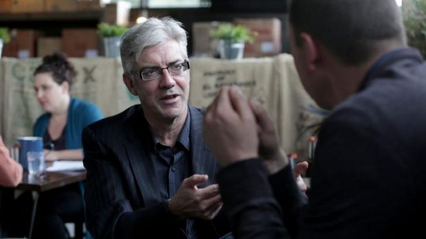 """Shaun Micallef: """"Funny is funny."""""""