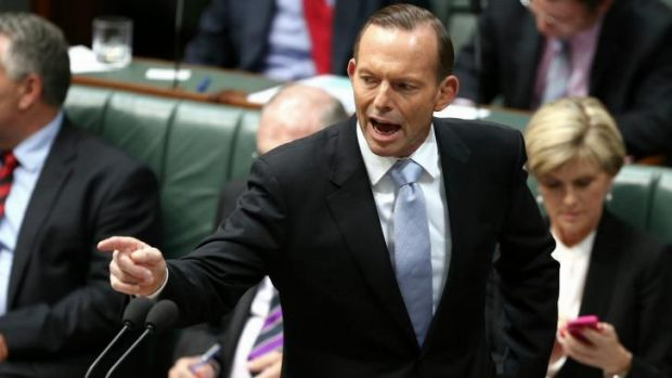 Tony Abbott has faced a vocal backlash against his support of the ADF pay deal.