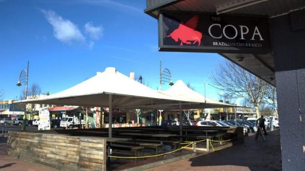 The owners of the Copa Brazilian Restaurant are facing two sets of court action -  civil and criminal.
