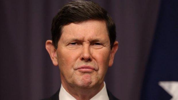 Social Services Minister Kevin Andrews.