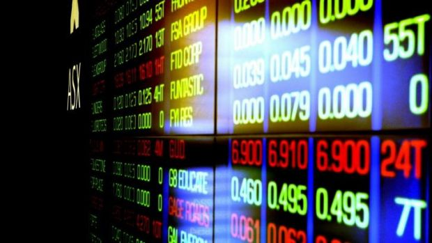 Woolworths and the Commonwealth Bank fared well but weren't enough to push the ASX along.