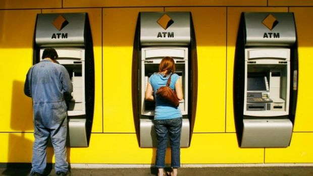 The Commonwealth Bank is heading towards a record profit.