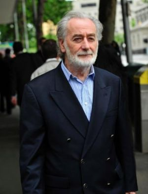 Price fixing: Mervyn Jacobson at the Melbourne Magistrates Court in 2008.