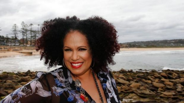Christine Anu has lent her talents to the Lung Foundation Australia's new consumer initiative Just One Breath.