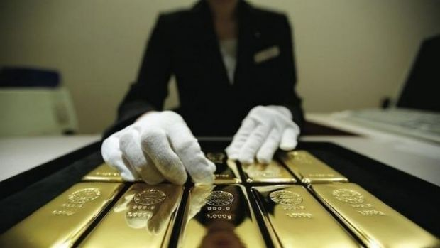 """""""There's more pain to come for gold,"""" Graham Leighton, a trader at Marex Spectron Group in New York."""