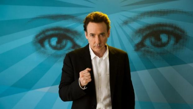 The eyes of the beholder: Dr Stafford Weiss (John Cusack) in a scene from David Cronenberg's <i>Maps to the Stars</i>.