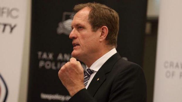Tax Commissioner Chris Jordan has rapidly abandoned several agreements with multinationals.