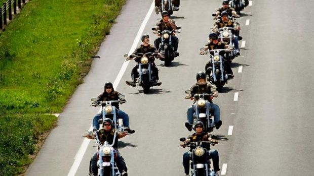 At risk: Motorcyclists have  the highest crash, fatality and injury risk of all motorised travellers on Australian roads.