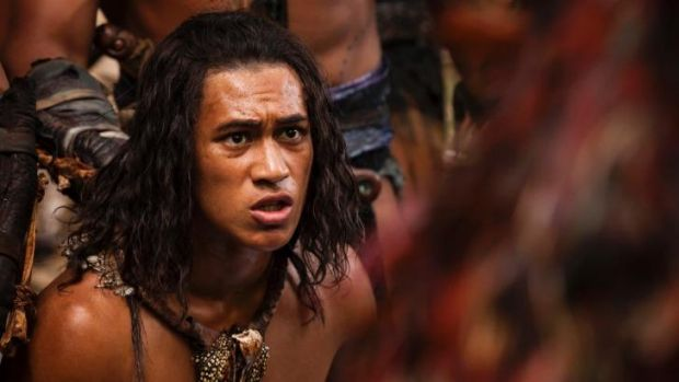 James Rolleston delivers a terrific performance in <i>The Dead Lands</i>.